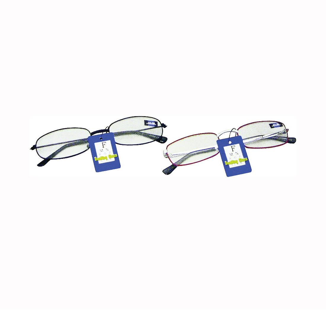 Picture of Diamond Visions RG-48 Reading Glasses, Unisex, 1.25 to 2.5 Magnification
