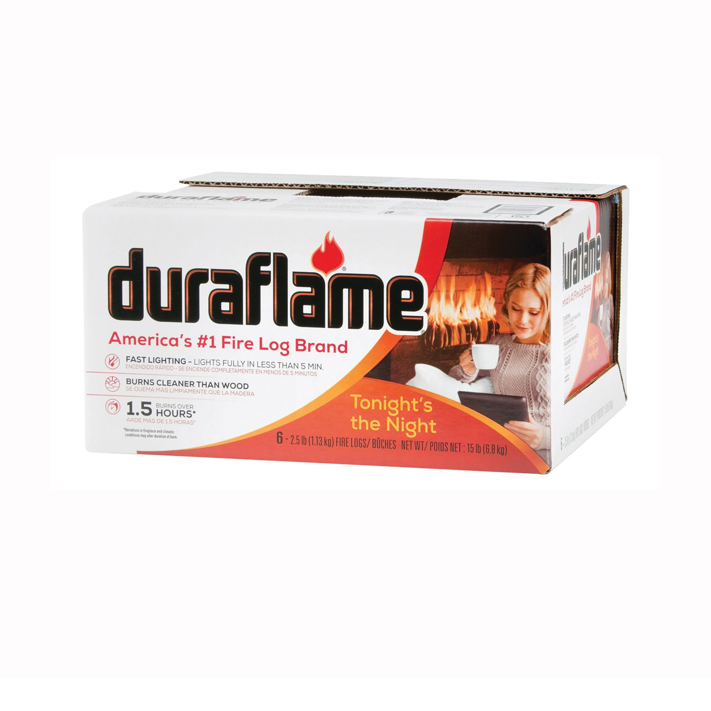 Picture of DURAFLAME 00625 Firelog