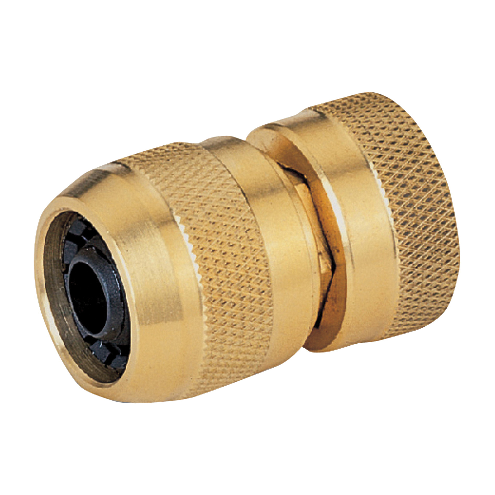 Picture of Landscapers Select GB8123-2(GB9211) Hose Coupling, 5/8 in, Female, Brass, Brass