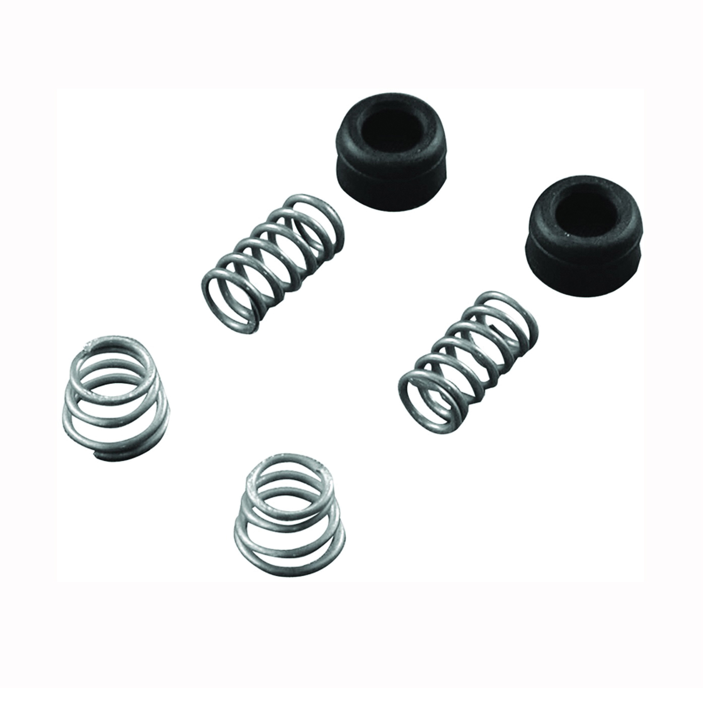Picture of Danco DL-17 Series 88050 Seat and Spring Kit, Rubber/Stainless Steel, Black