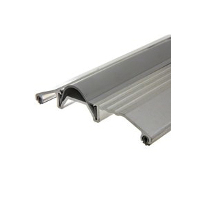 Picture of Frost King DT36/36A Vinyl Top Threshold, 36 in L, 3-3/4 in W, Aluminum, Silver