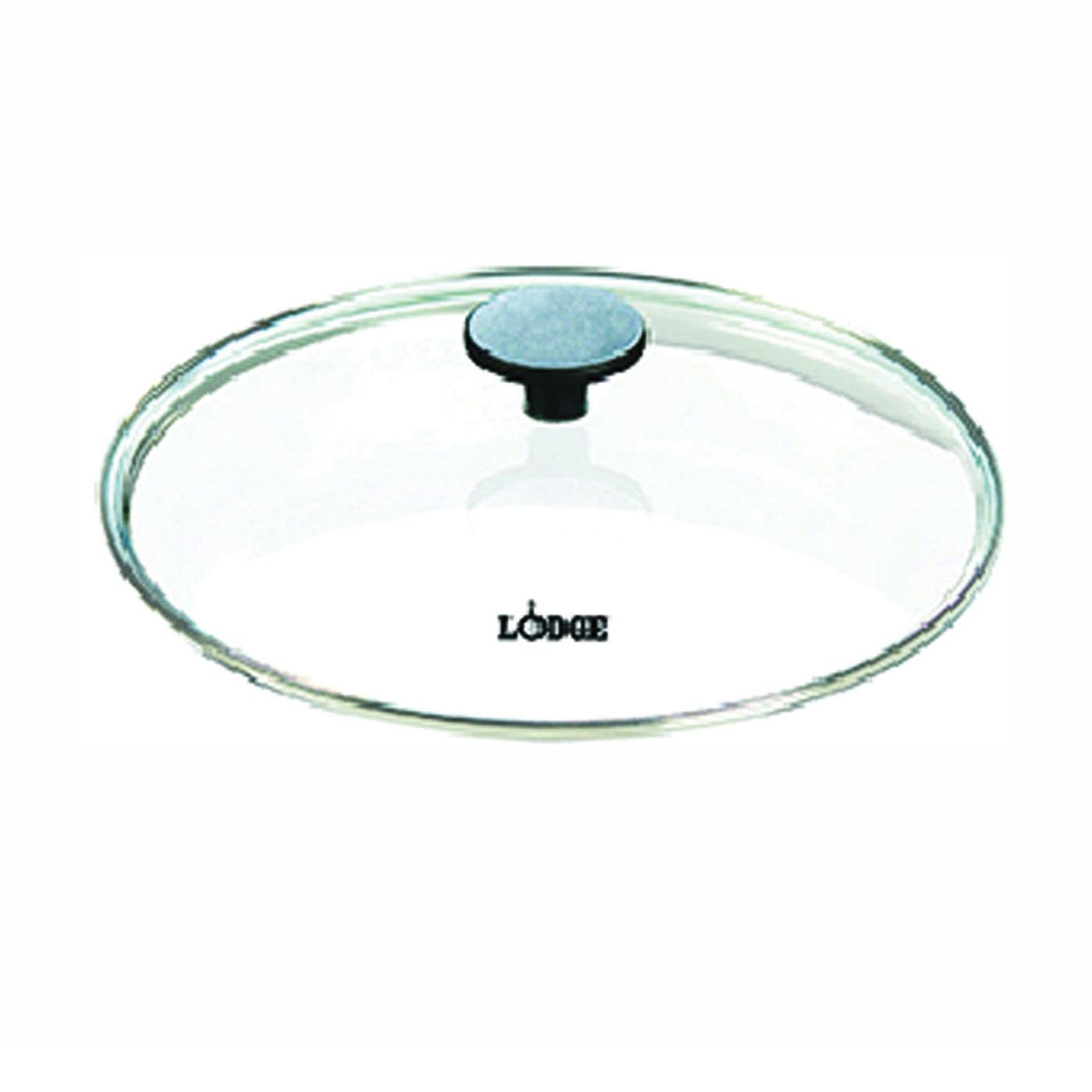 Picture of Lodge GL12 Glass Lid, Glass, For: L10SK3, L10SKG3, L10DSK3, L10DO3, L10CF3, L10DOL3 Model Skillets