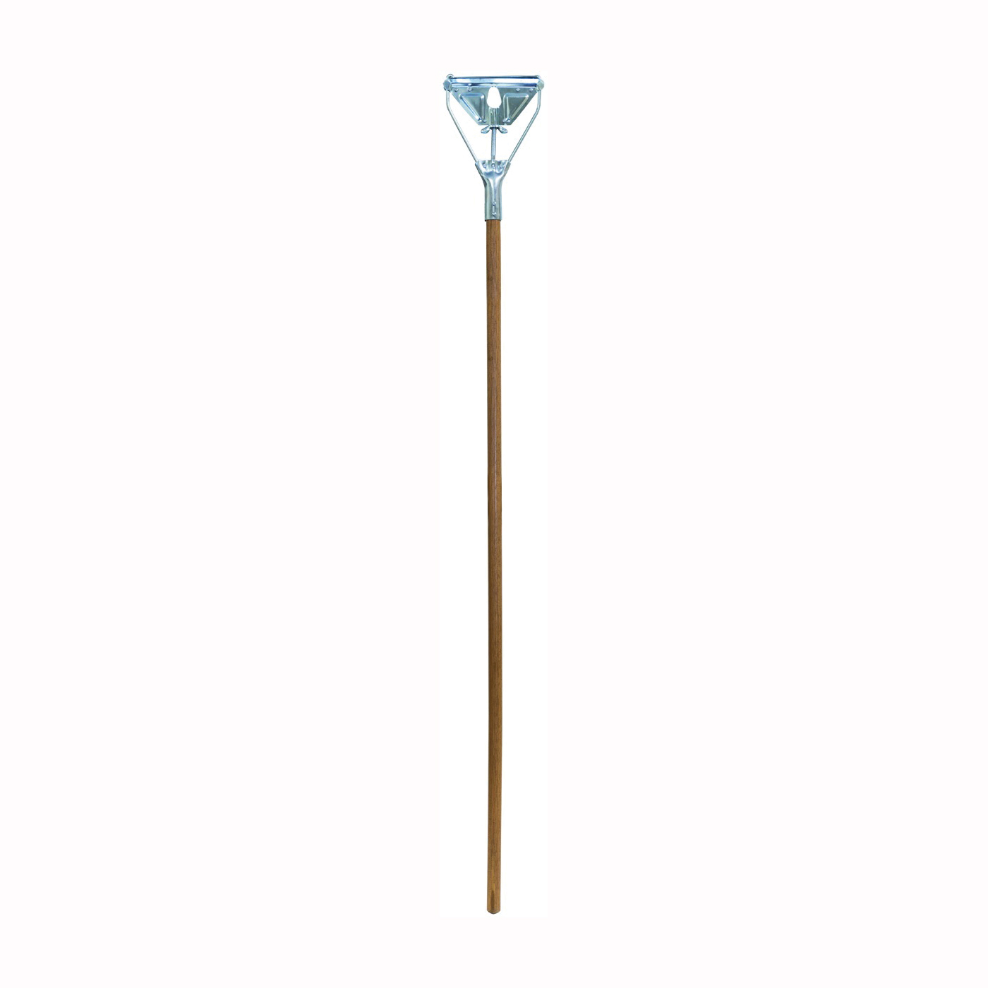 Picture of Quickie 038-391T-4 Wet Mop, Wing Nut Mop Connection, Cotton Mop Head, Hardwood Handle