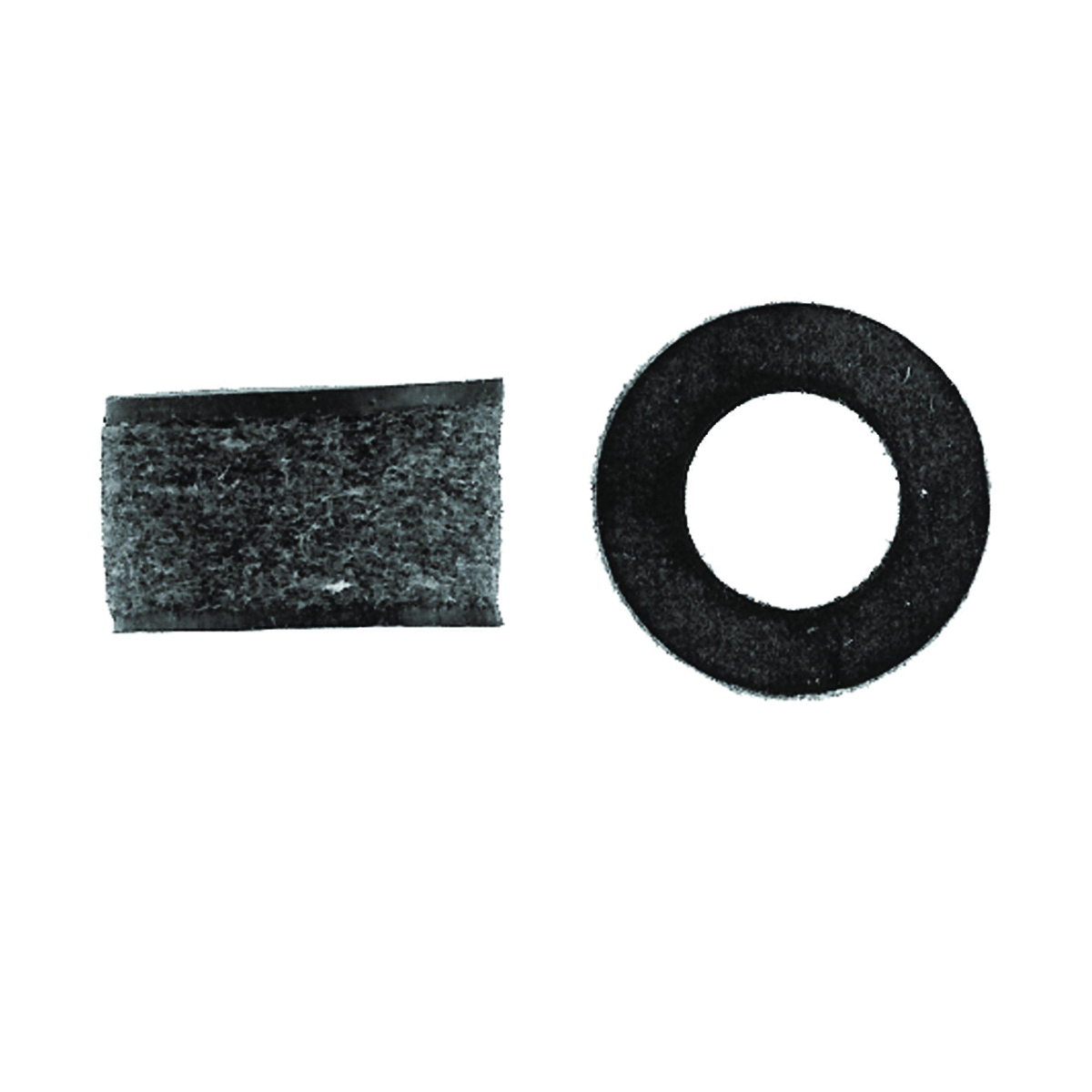 Picture of Danco 35233C Bonnet Packing, #97, 3/8 in ID x 5/8 in OD Dia, 5/16 in Thick, Felt Cloth, For: Crane Dial-Ese Faucets