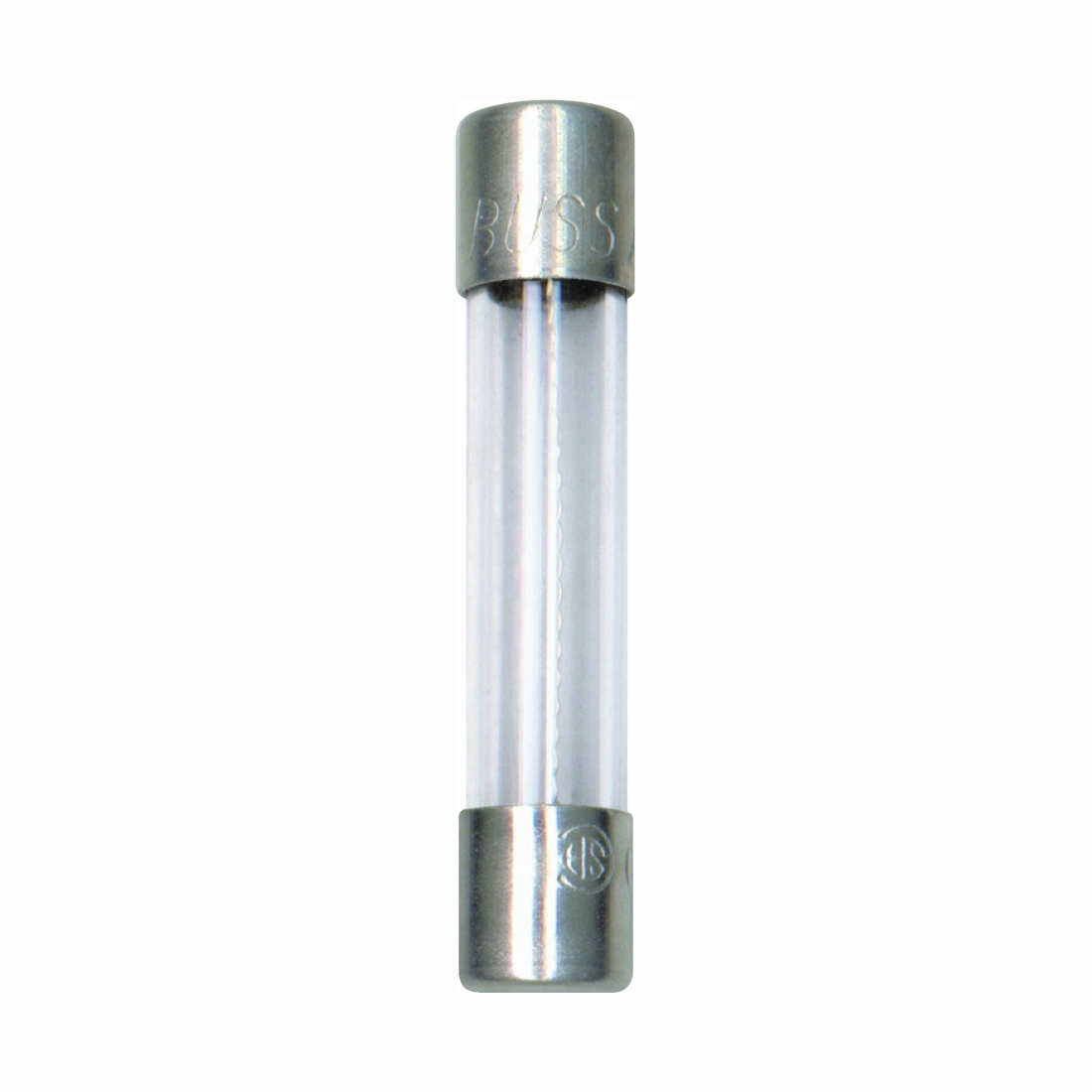 Picture of Bussmann BP/AGC-4-RP Fast-Acting Fuse, 4 A, 250 V, 10 kA at 125 VAC, 200 A at 250 VAC Interrupt, Glass Body