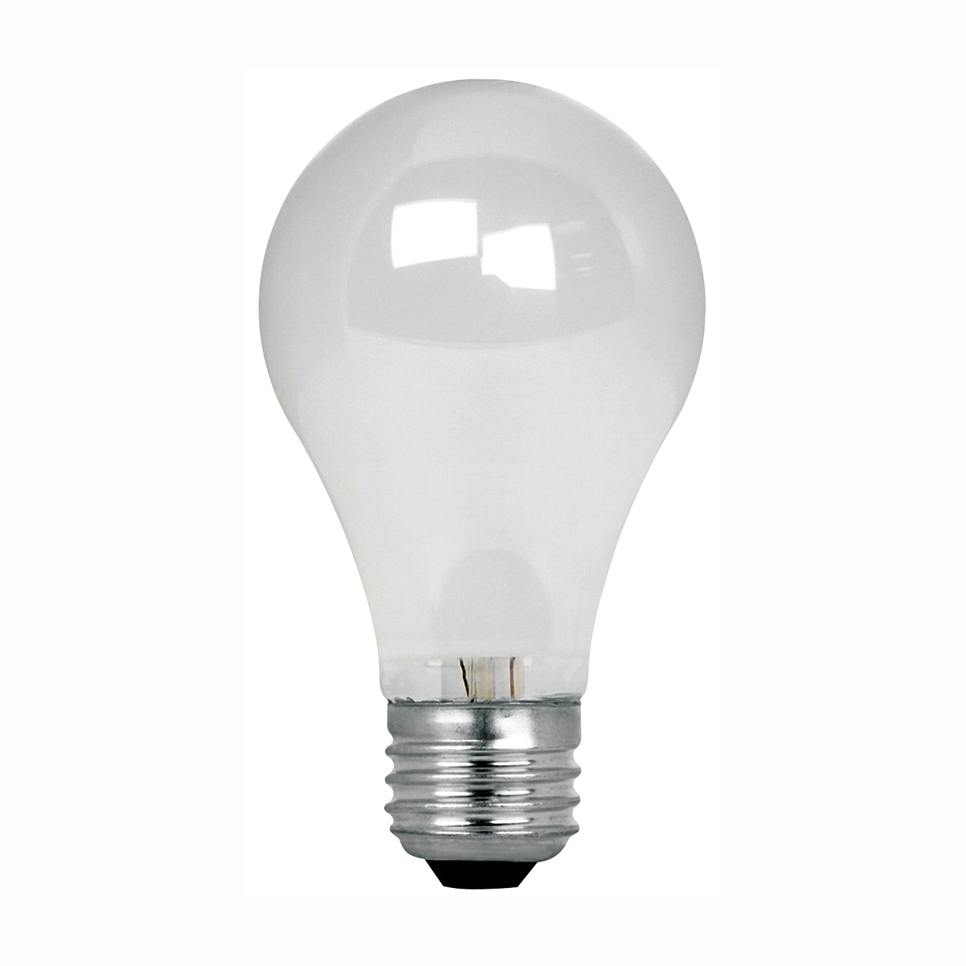 Picture of Feit Electric Q53A/W/4/RP Halogen Lamp, 53 W, Medium E26 Lamp Base, A19 Lamp, Soft White Light, 1050 Lumens
