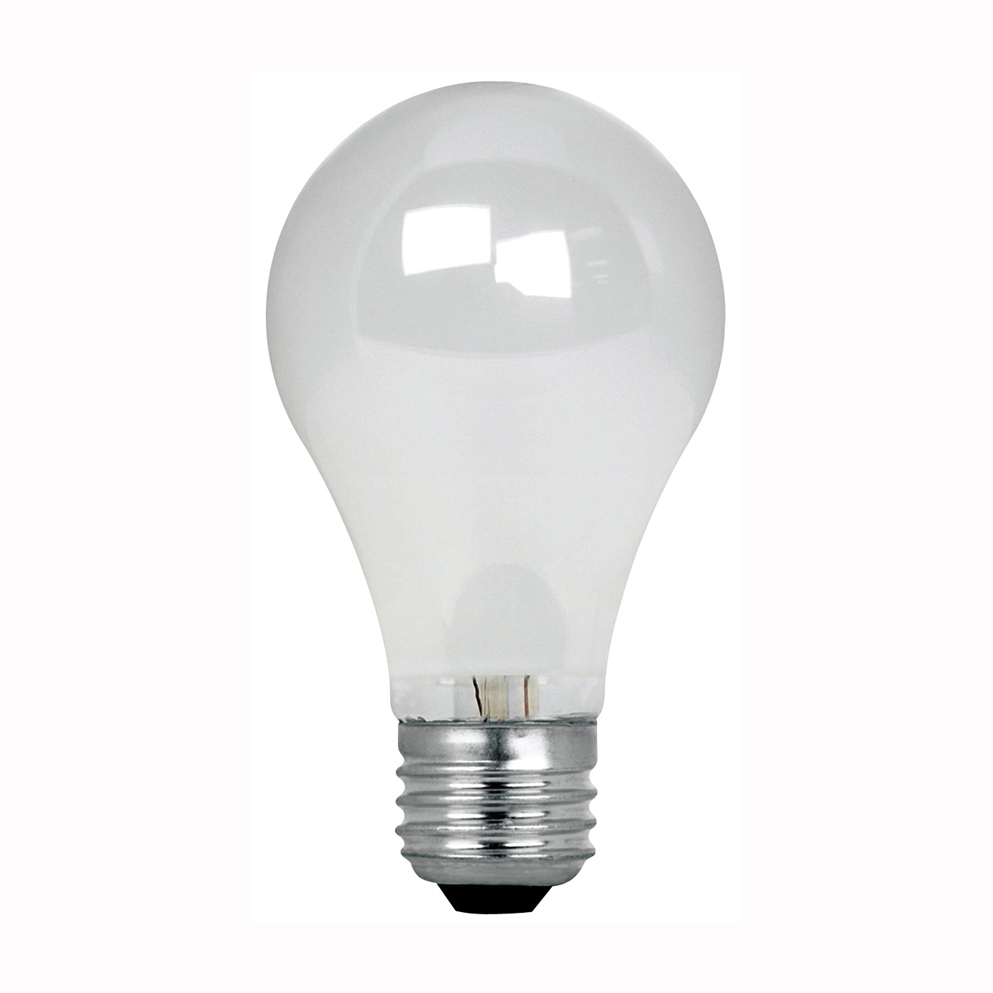 Picture of Feit Electric Q72A/W/4/RP Halogen Lamp, 72 W, Medium E26 Lamp Base, A19 Lamp, Soft White Light, 1490 Lumens