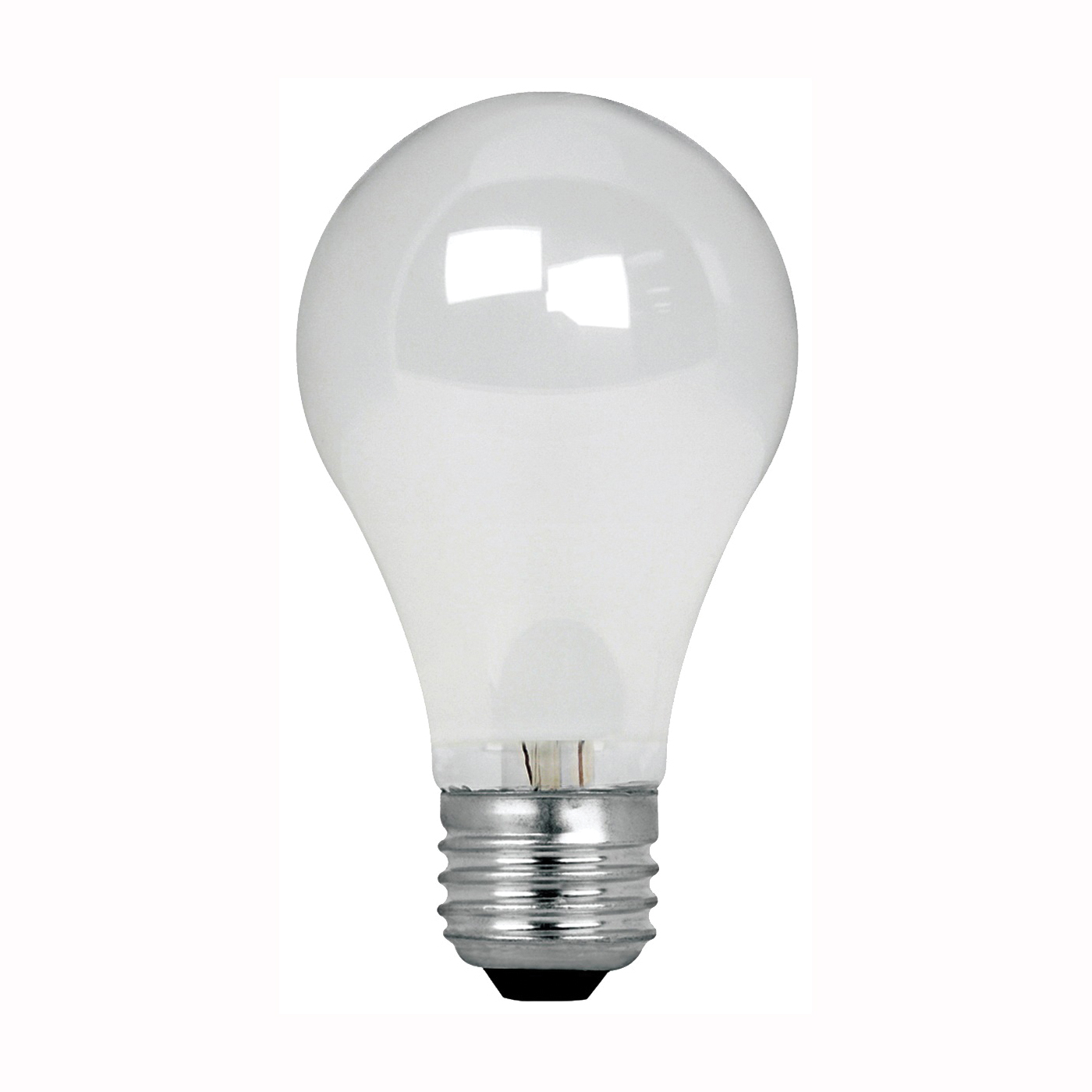 Picture of Feit Electric Q72A/W/DL/4/RP Halogen Lamp, 72 W, Medium E26 Lamp Base, A19 Lamp, Soft White Light, 1150 Lumens