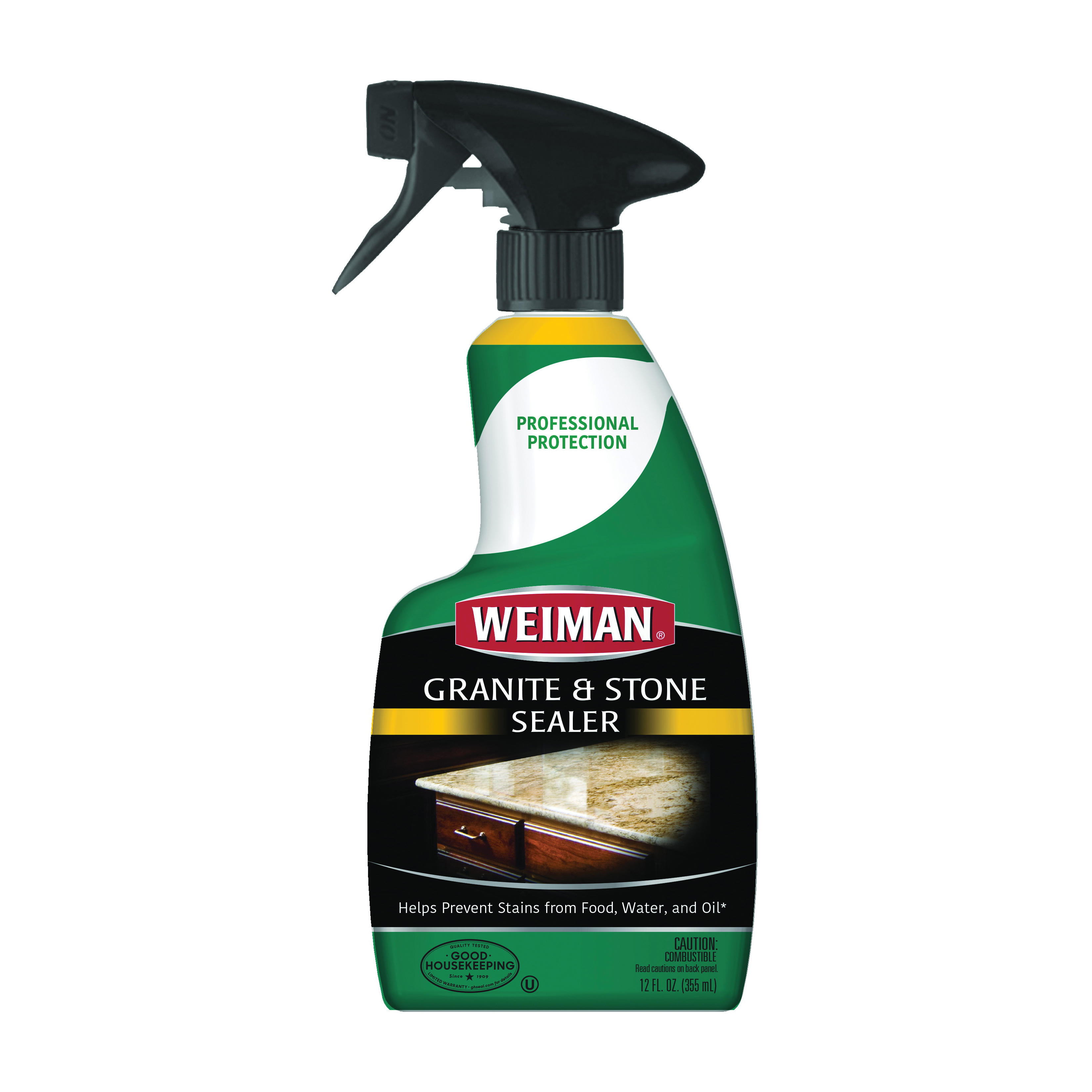 Picture of Weiman 82 Granite and Stone Cleaner, 12 oz Package