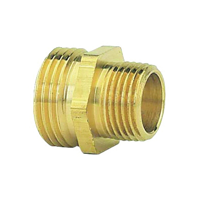 Picture of Gilmour 7MH5MP Hose Connector, 3/4 x 1/2 in, MNH x MNPT, Brass