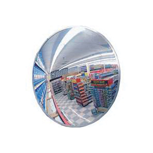 Picture of Centurion H112181MB Convex Safety Mirror, 18 in Dia, Round, 160 deg Viewing