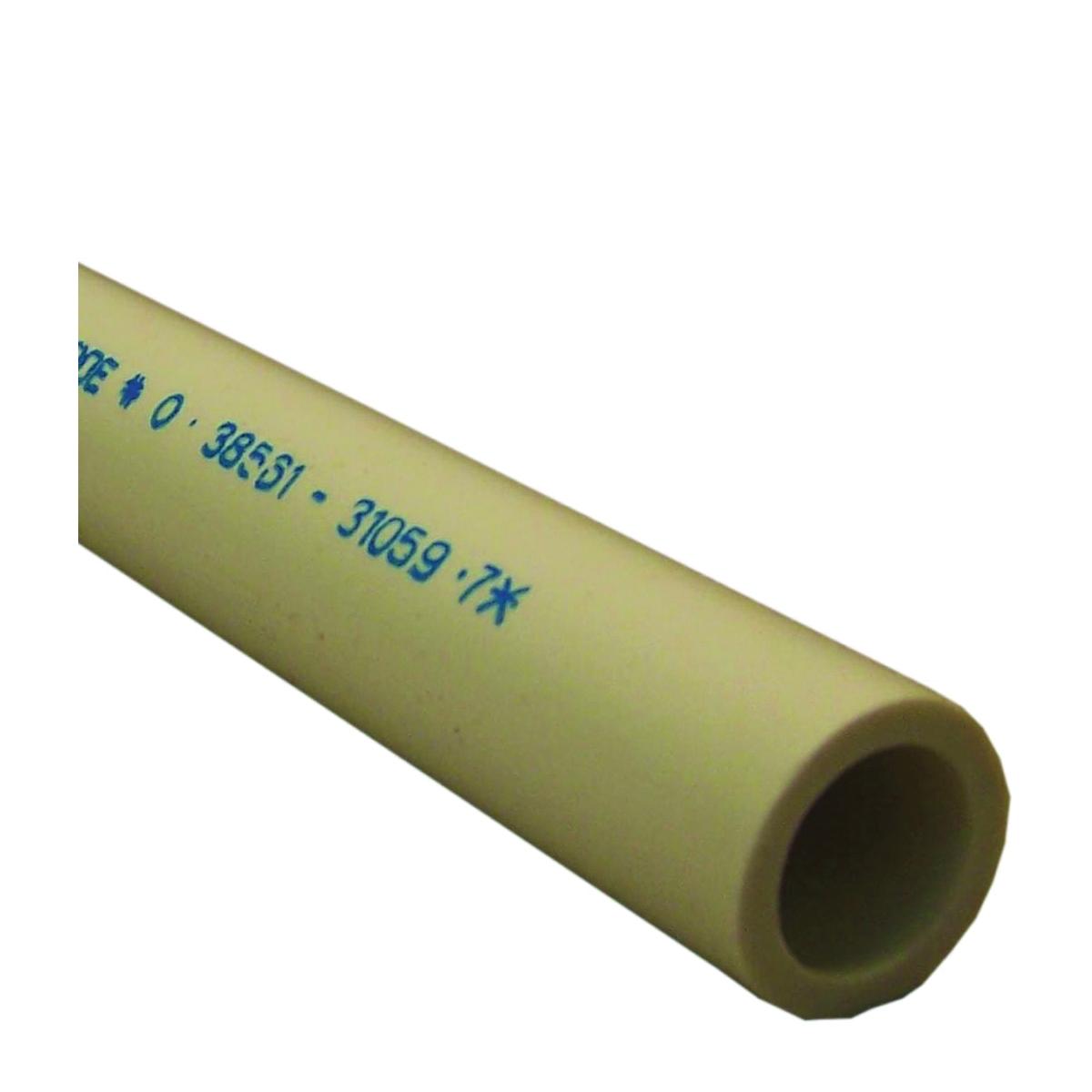 Picture of GENOVA 3100572 Cut Pipe Plain, 2 ft L, Plain, SCH 40 Schedule
