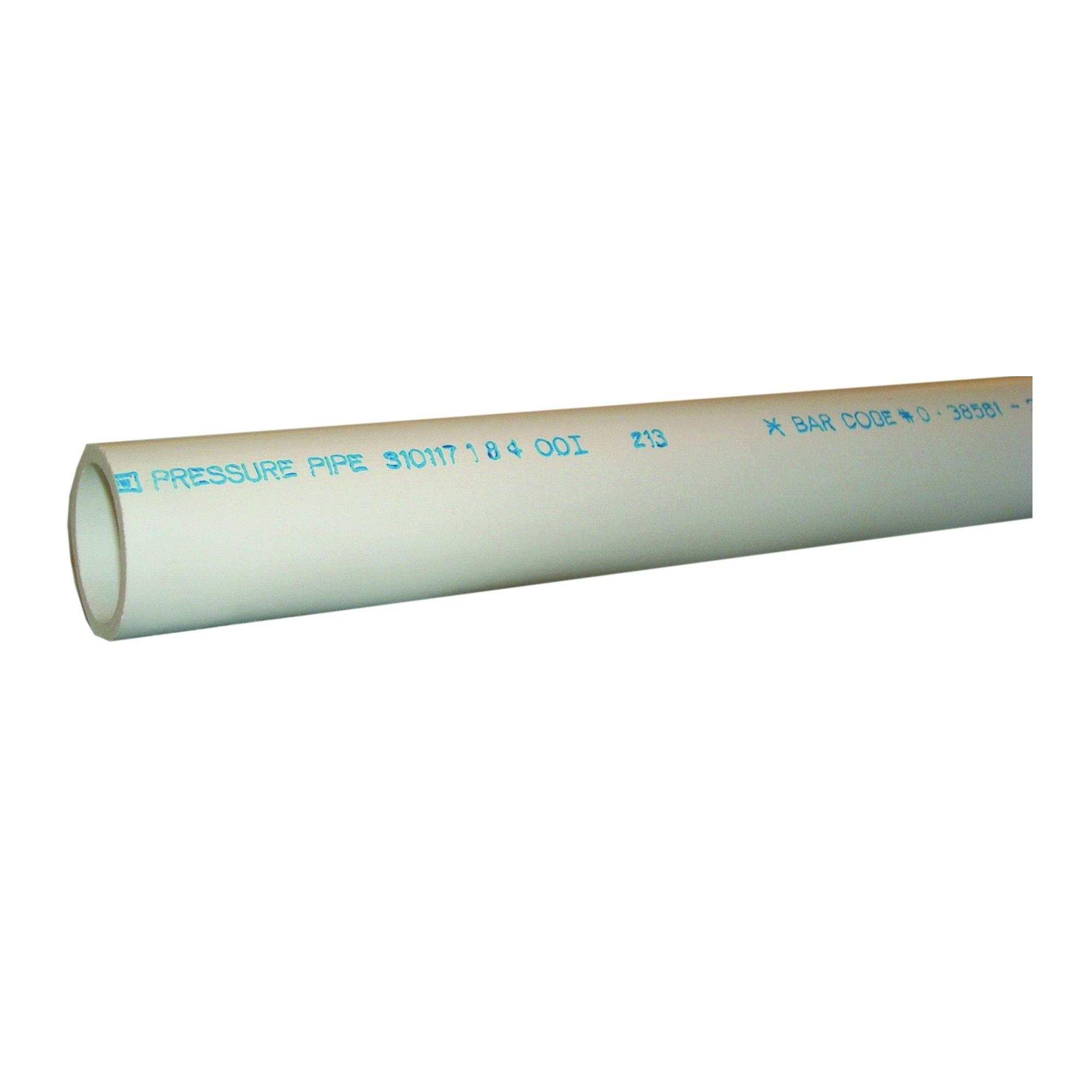 Picture of GENOVA 3101072 Cut Pipe Plain, 2 ft L, Plain, SCH 40 Schedule