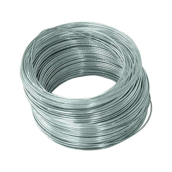 Picture of HILLMAN 50135 Utility Wire, 100 ft L, 22 Gauge, Galvanized Steel