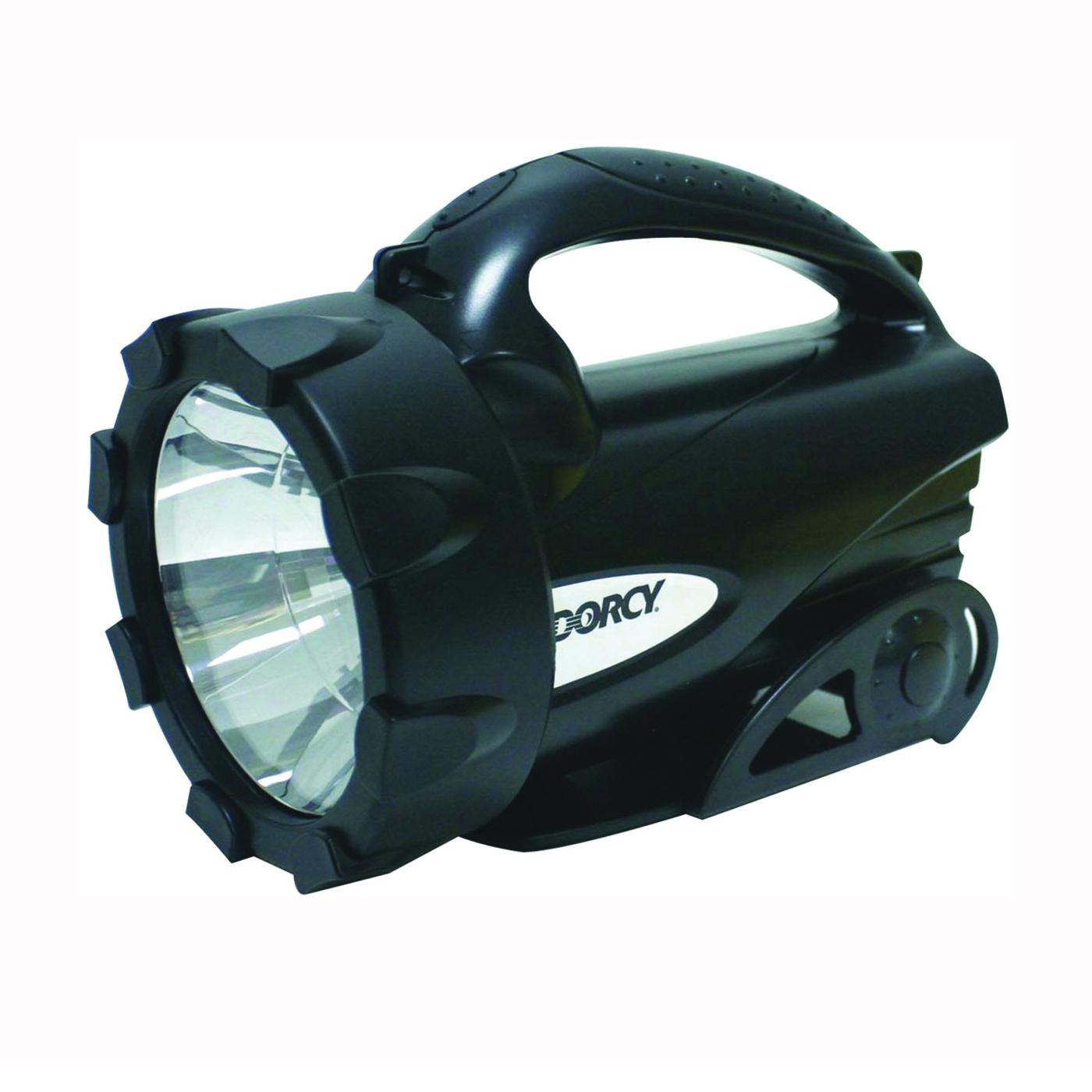 Picture of Dorcy 41-4291 LED Lantern, D Battery, LED Lamp, 500 Lumens Lumens, Black
