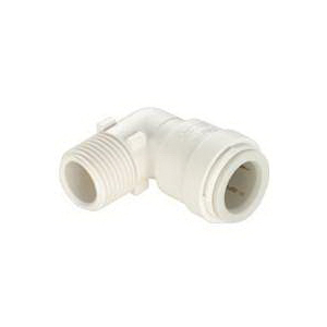 Picture of Watts 3519-1008/P-630 Elbow, 1/2 in, 1/2 in, 90 deg, Off-White
