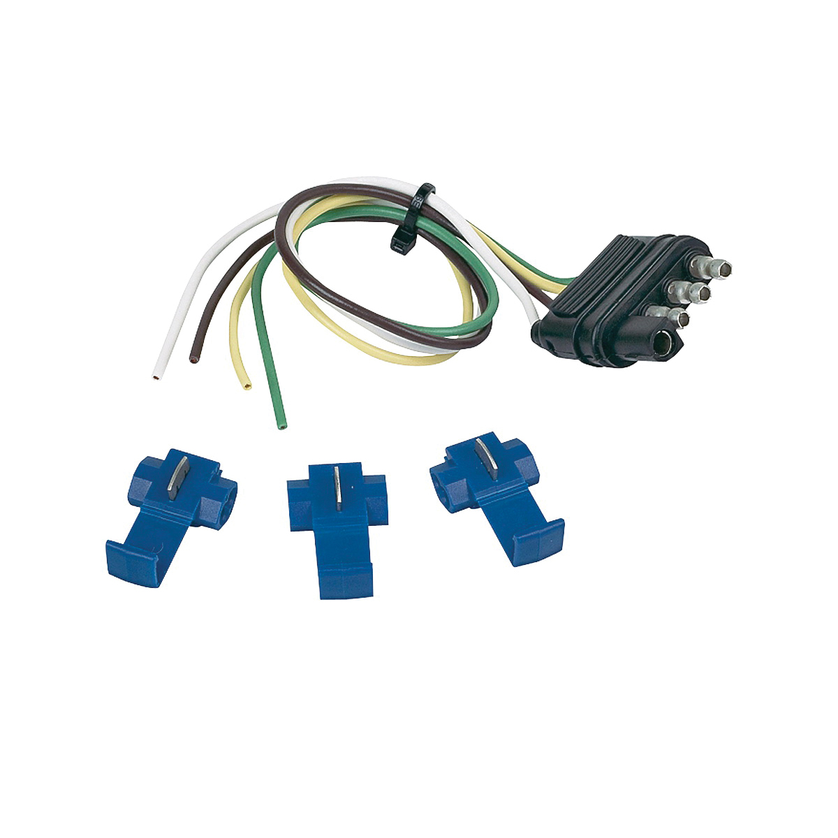 Picture of HOPKINS 48105 Trailer Wiring Kit, 12 in L