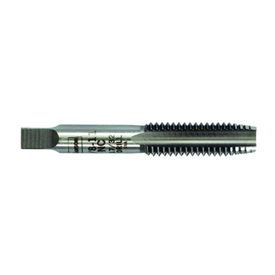 Picture of IRWIN 8160 Fractional Tap, 3/4-16 Thread, Plug Tap Thread, 4 -Flute, HCS
