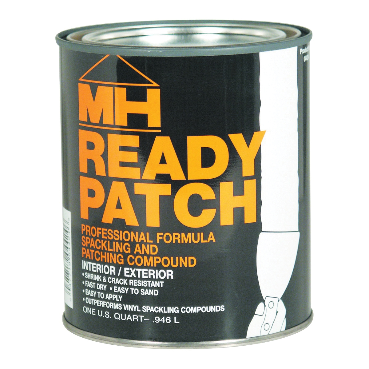 Picture of ZINSSER 4428 Spackling and Patching Compound Off-White, Off-White, 1 pt, Can