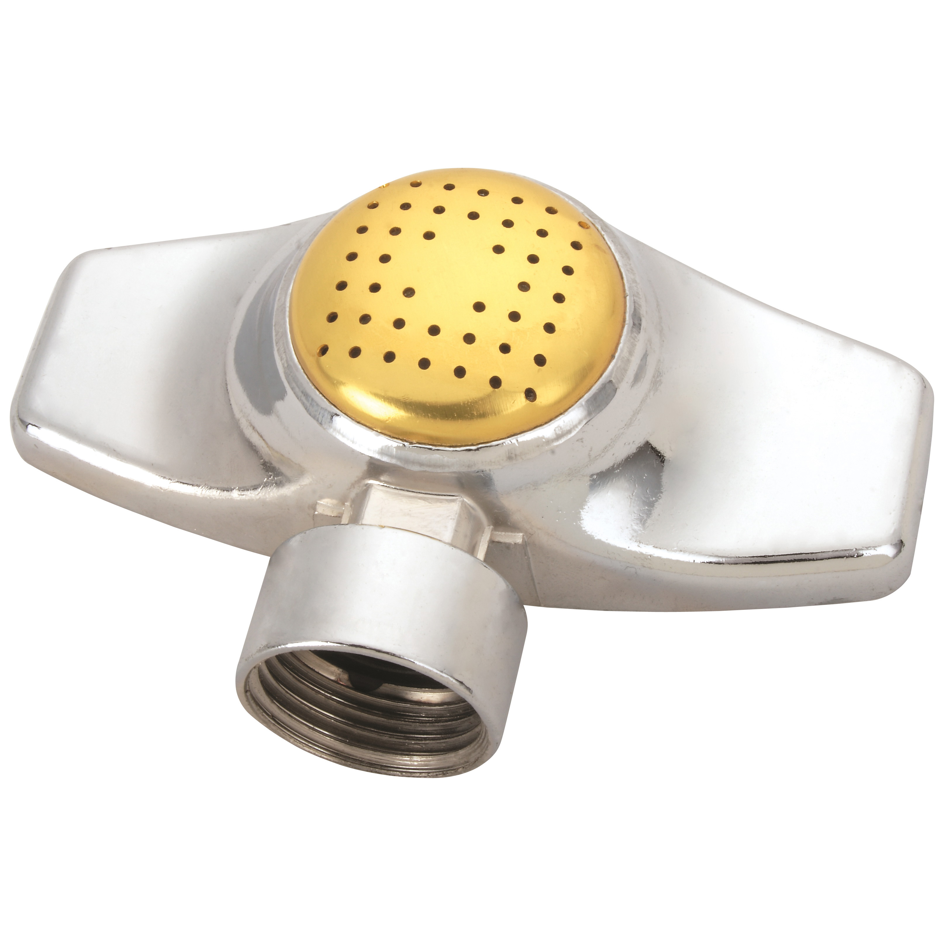 Picture of Landscapers Select GS9510 Spot Sprinkler, Female, Square, Zinc