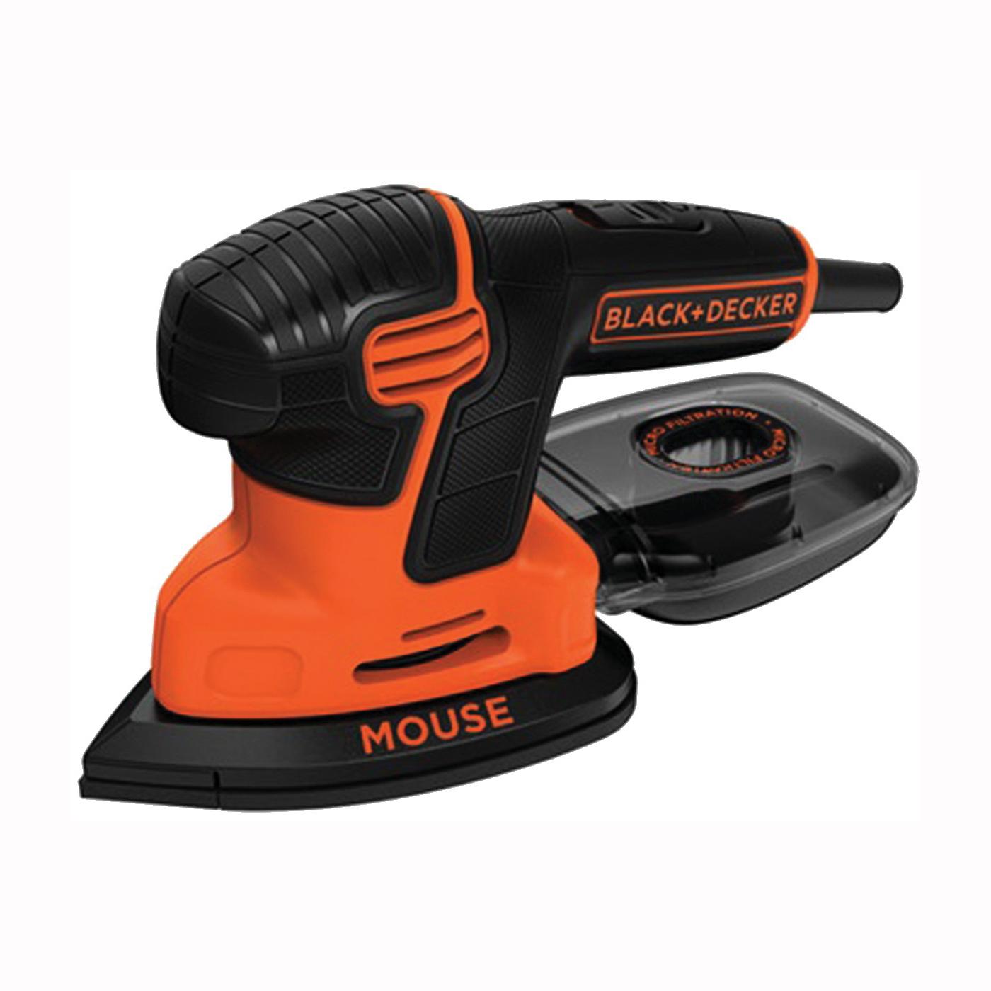 Picture of Black+Decker Mouse BDEMS600 Detail Sander, 1.2 A