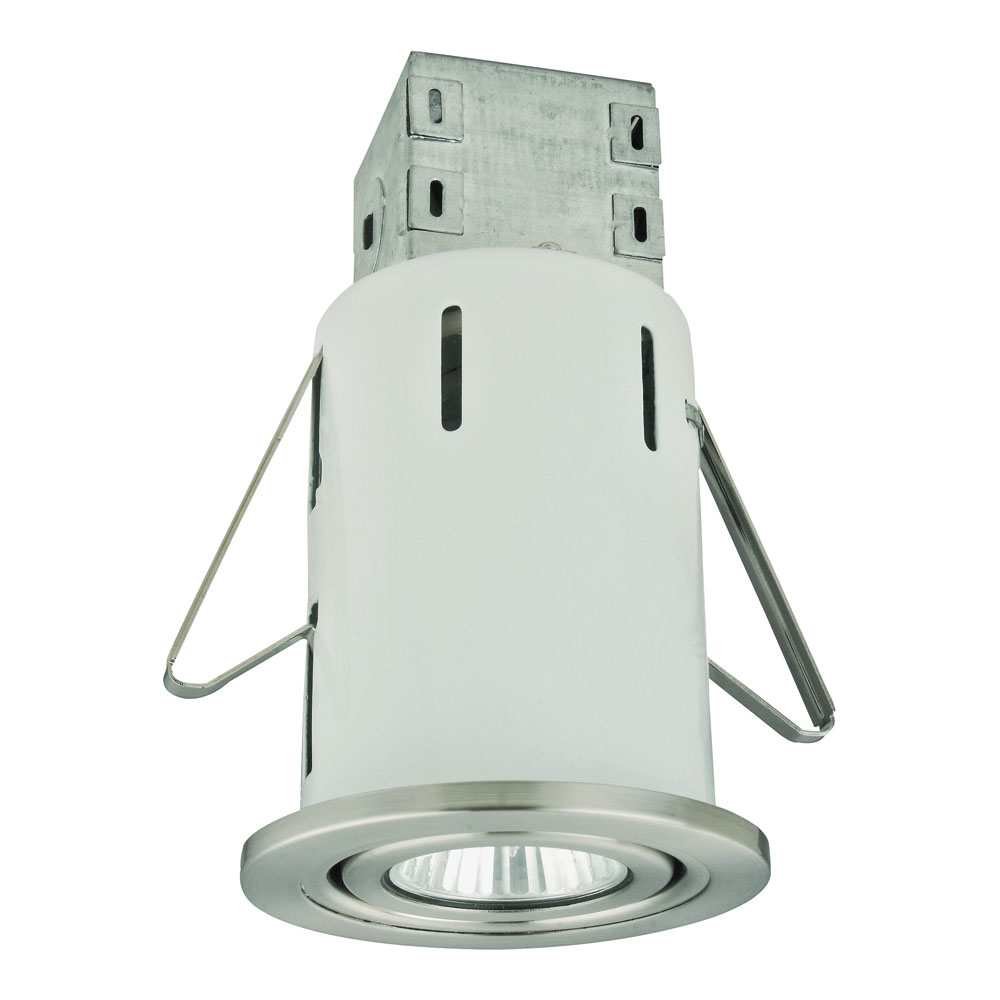 Picture of Boston Harbor RS6000R+ TRIM603- Recessed Light Kit, 50 W, Brushed Nickel