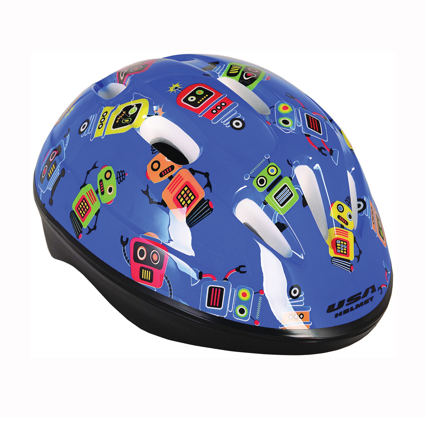 Picture of Kent 64102 Toddler Helmet, Blue, For: 19 to 21-1/2 in Head Size and Toddlers