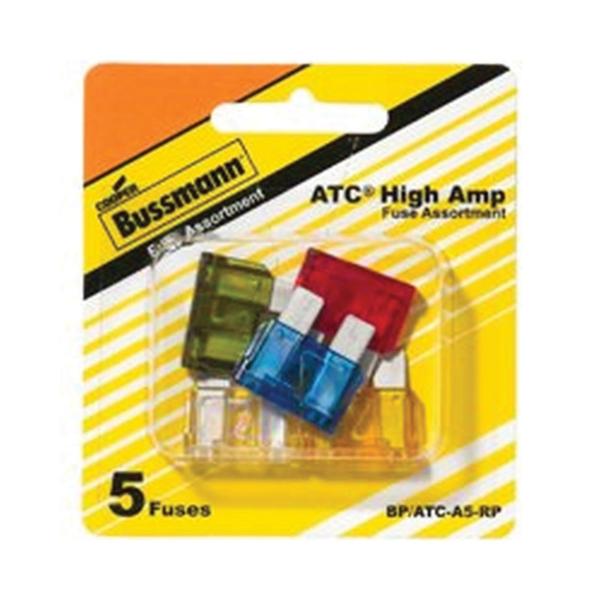 Picture of Bussmann BP/ATC-A5-RP Fuse Kit, 10/30 A