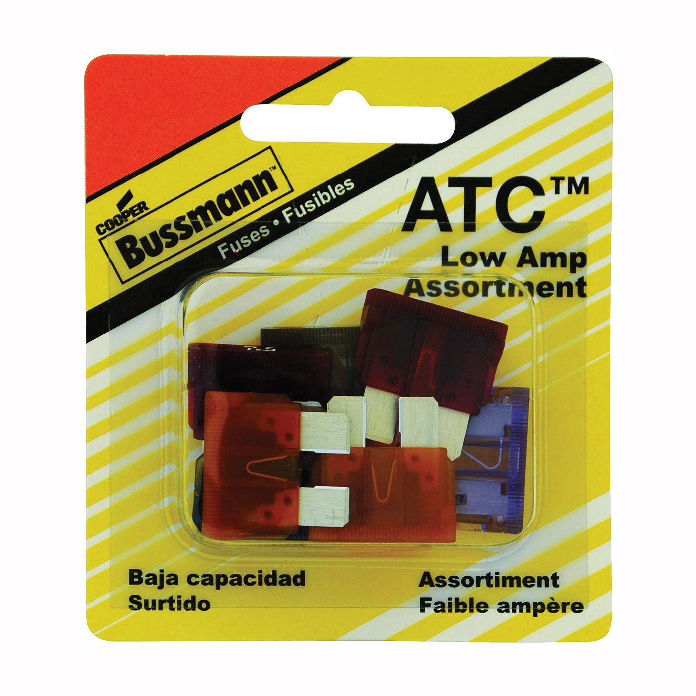 Picture of Bussmann BP/ATC-AL8-RP Blade Fuse