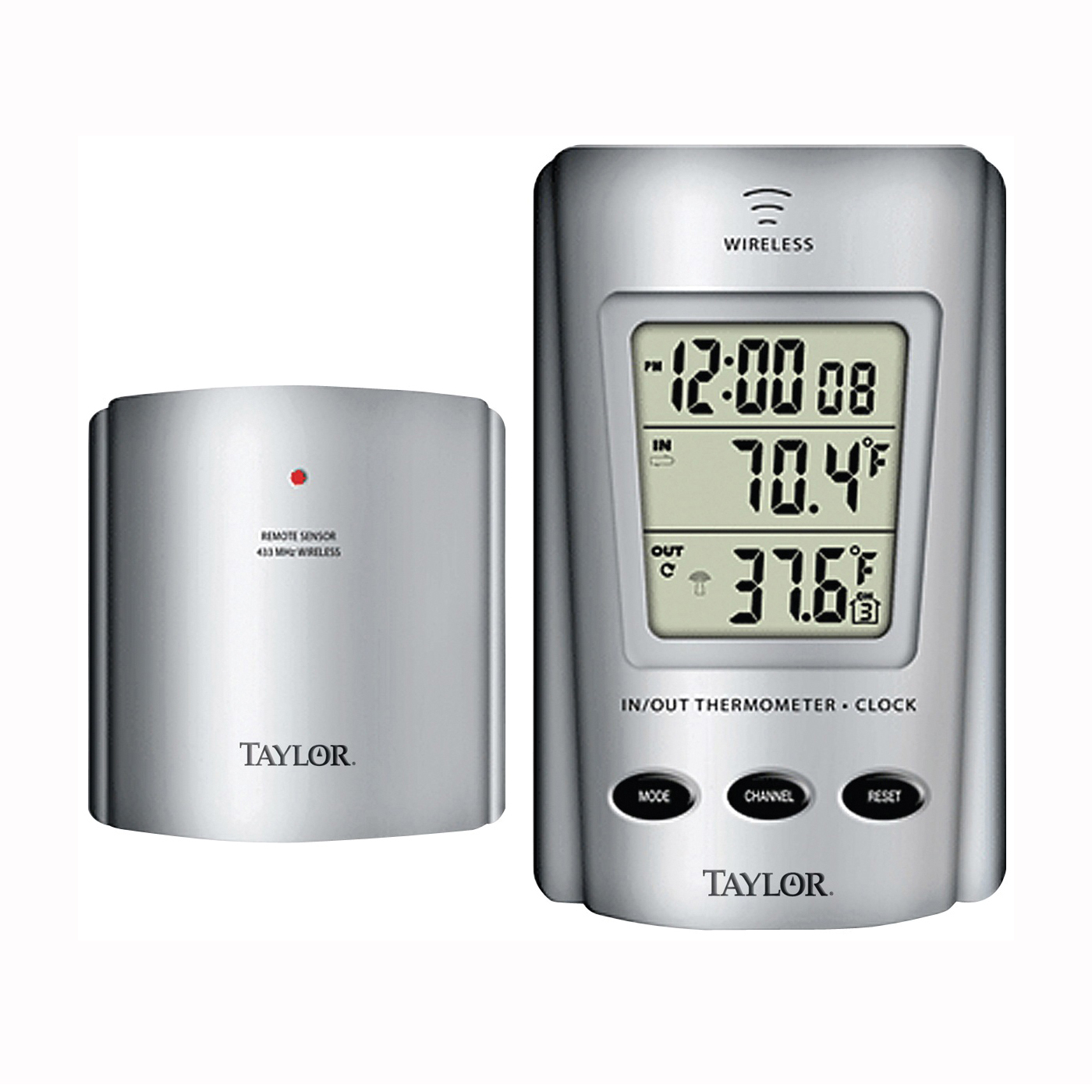 Picture of Taylor 1730 Wireless Thermometer, 32 to 122 deg F