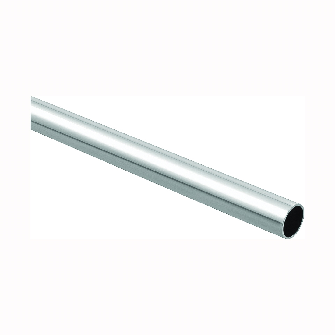Picture of National Hardware BB8604 Series S822-099 Closet Rod, 1-5/16 in Dia, 8 ft L, Steel, Chrome