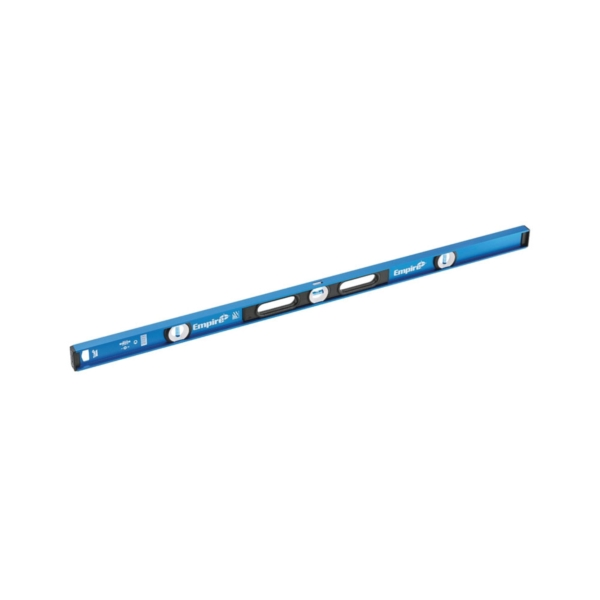 Picture of Empire em55.48 I-Beam Level, 48 in L, 3 -Vial, Magnetic, Aluminum, Blue