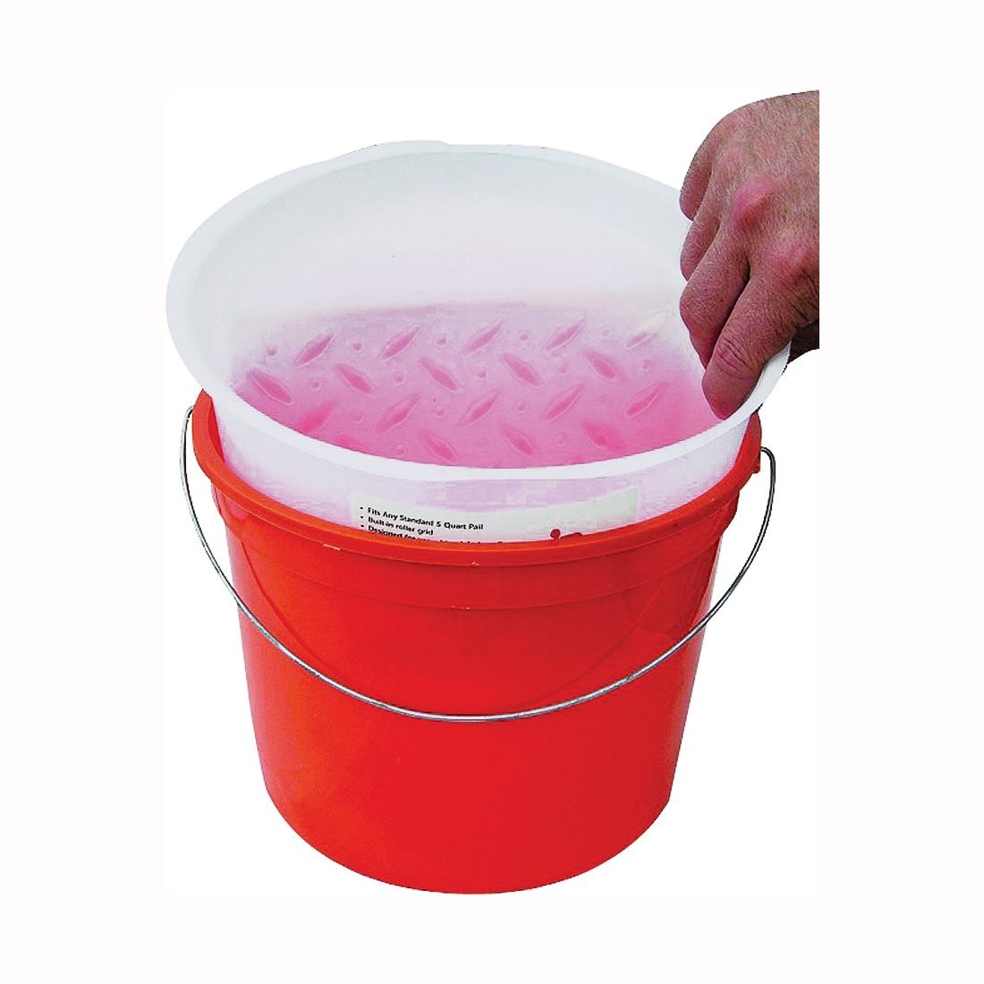 Picture of ENCORE Plastics 05120 Paint Pail Liner, 5 qt Capacity, Plastic