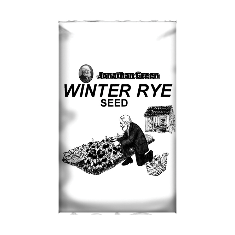 Picture of Jonathan Green 12391 Winter Rye Grass Seed, 5 lb Package, Bag