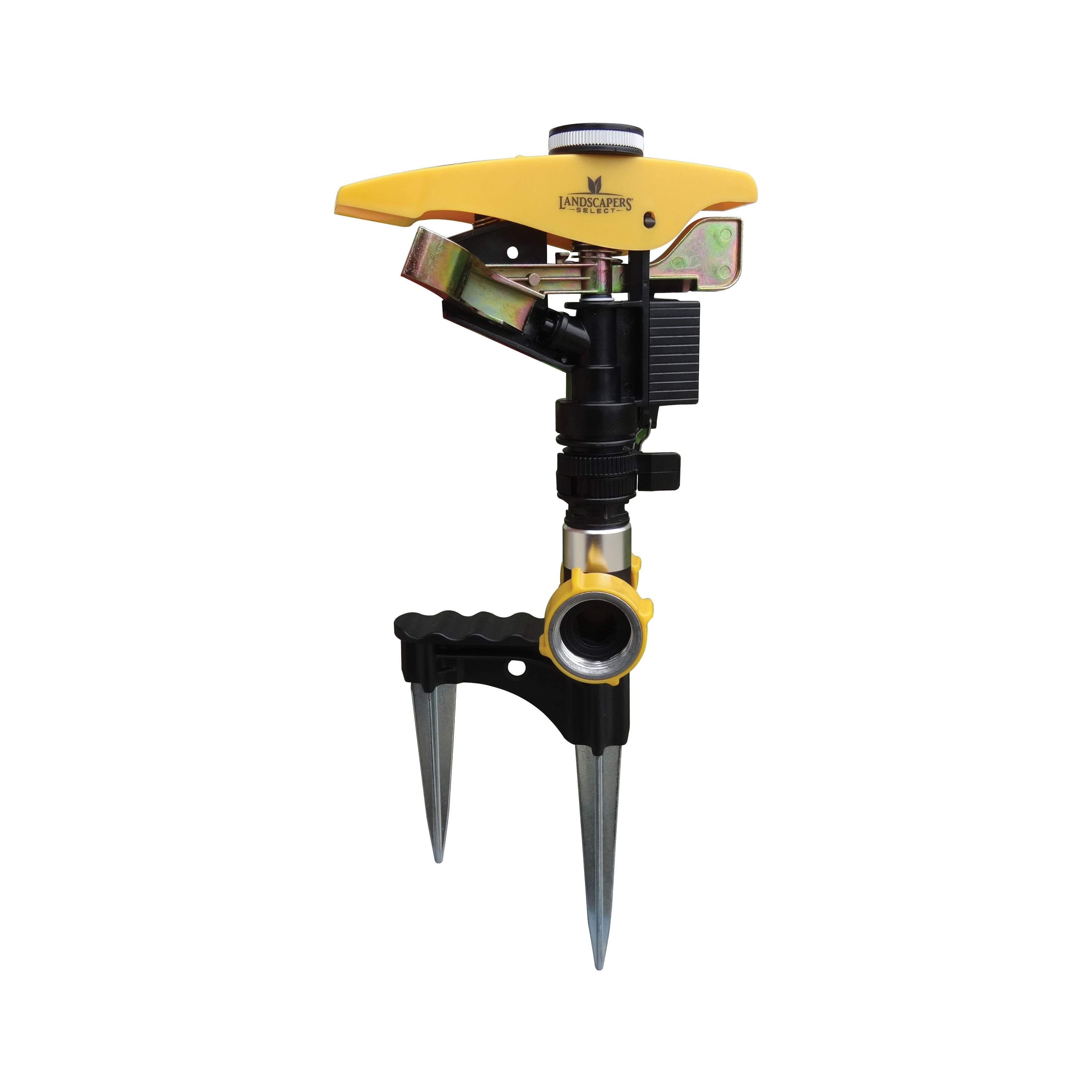 Picture of Landscapers Select GS11076 Pulsating Sprinkler Head, 3/4 in Connection, Female/Male, Metal