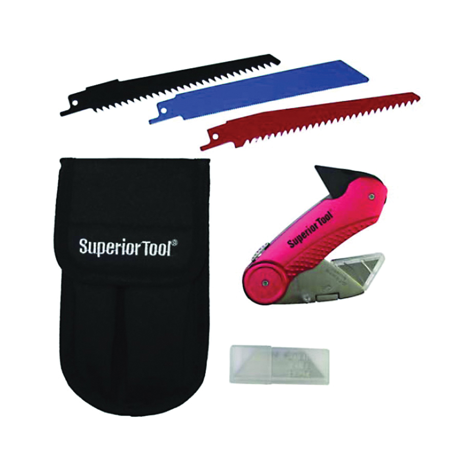 Picture of SUPERIOR TOOL 37519 Plumber Knife Kit