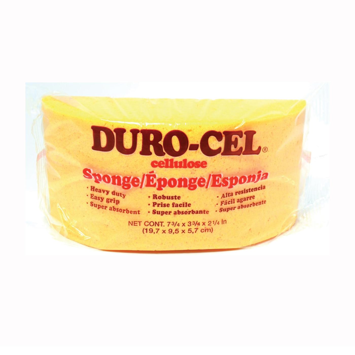 Picture of Duro-Cel 03085 Turtleback Sponge, 7-3/4 in L, 3-3/4 in W, 2-1/8 in Thick, Cellulose