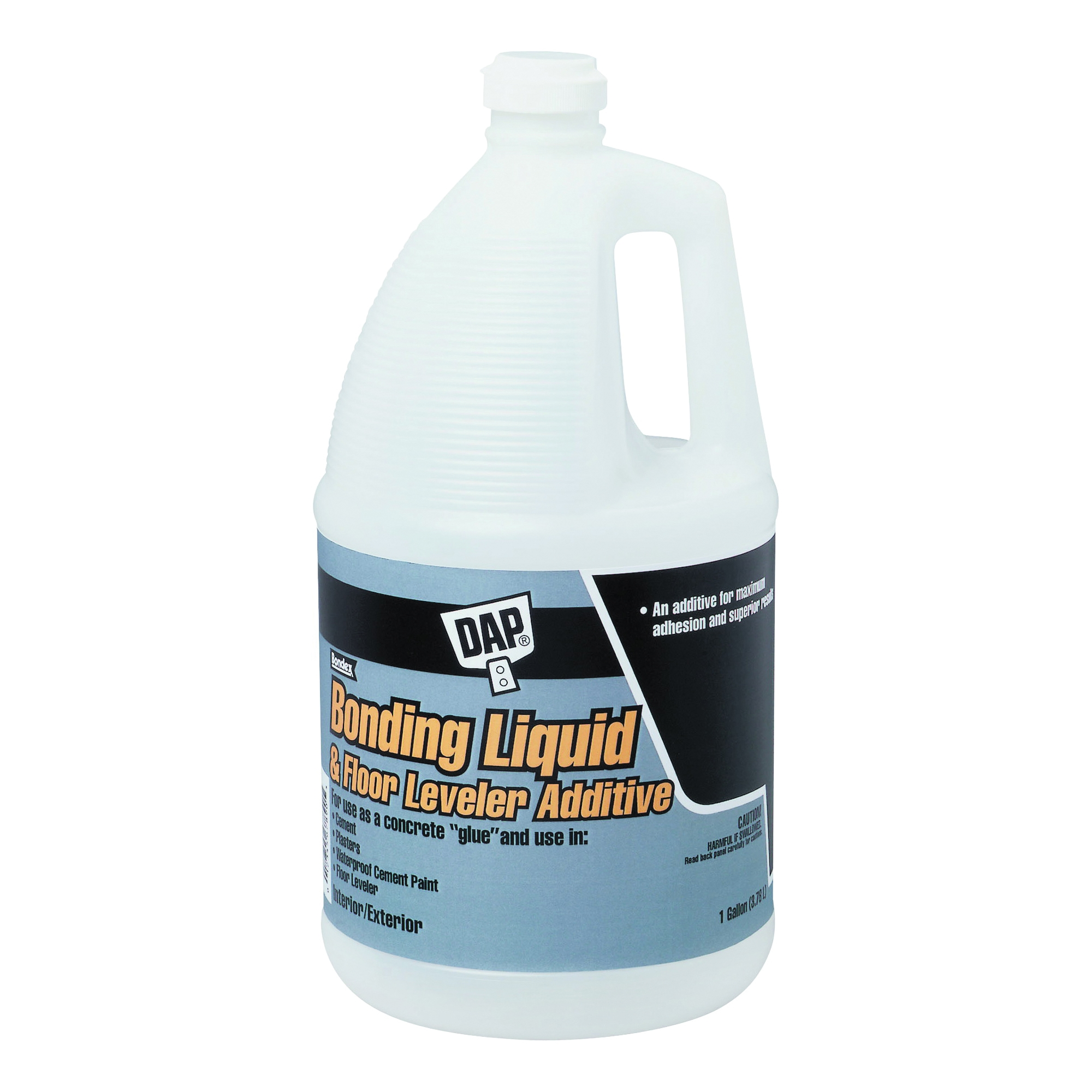 Picture of DAP 35090 Floor Leveler Additive, Liquid, White, 1 gal Package, Bottle