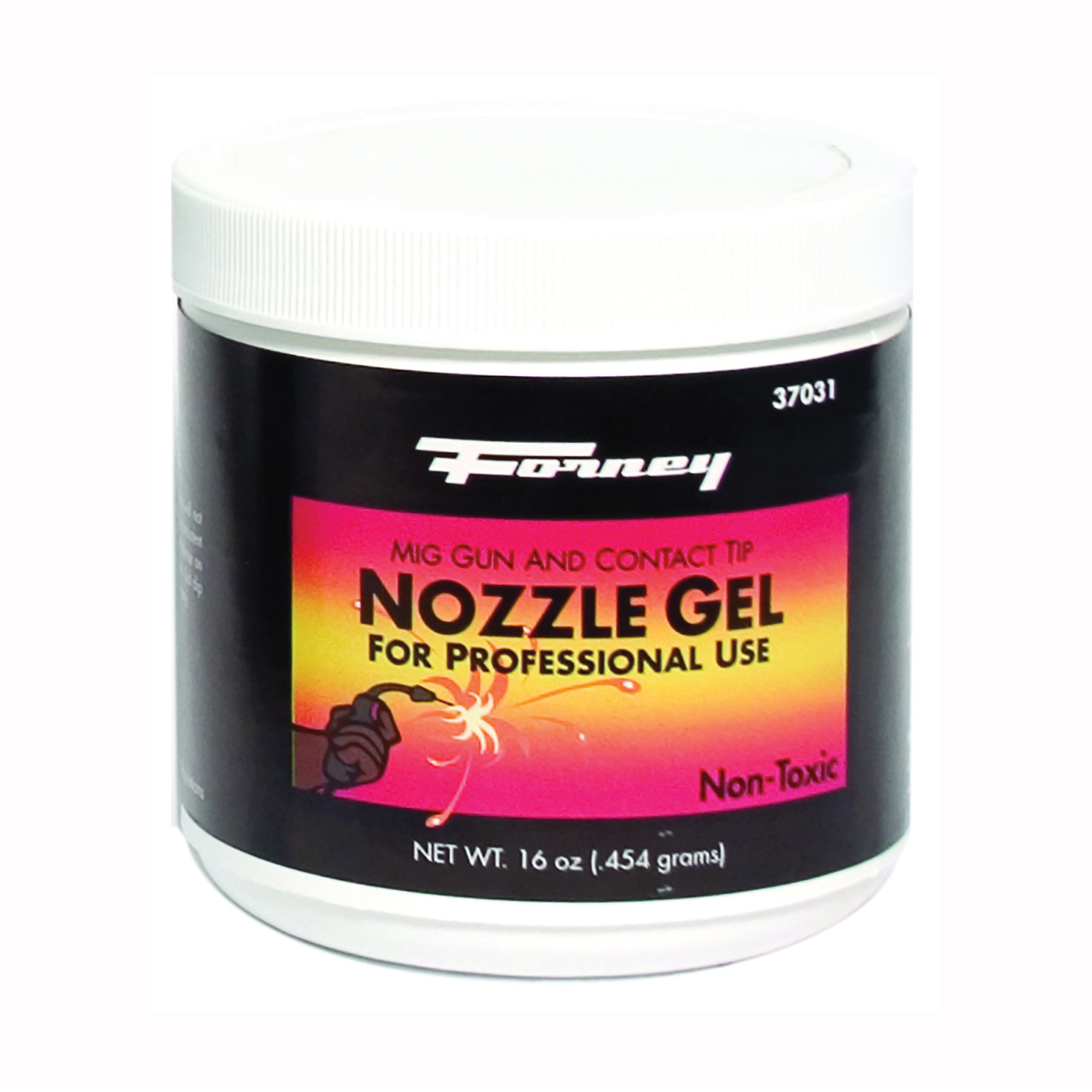 Picture of Forney 37031 Nozzle Gel, 16 oz Package