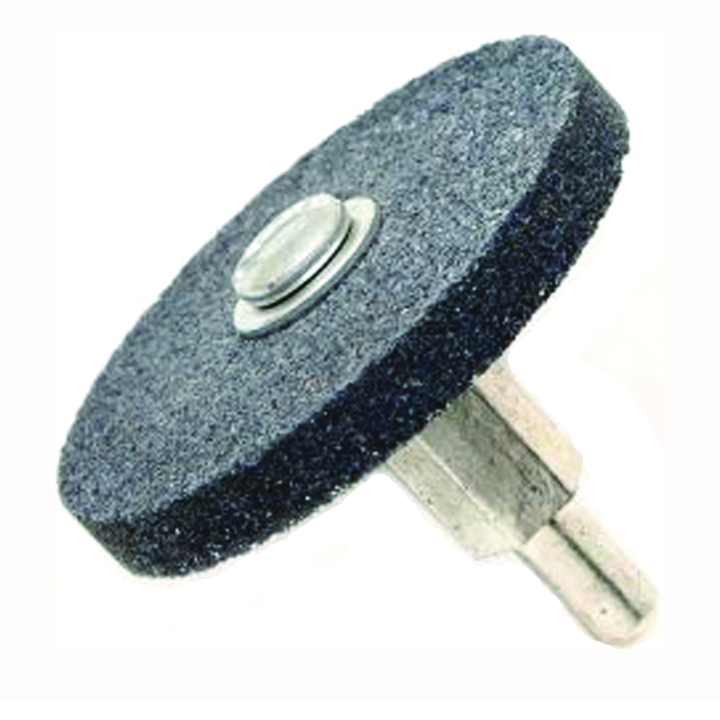 Picture of Forney 60052 Grinding Wheel, 1/4 x 2 in Dia, 1/4 in Arbor/Shank, 60 Grit, Aluminum Oxide Abrasive