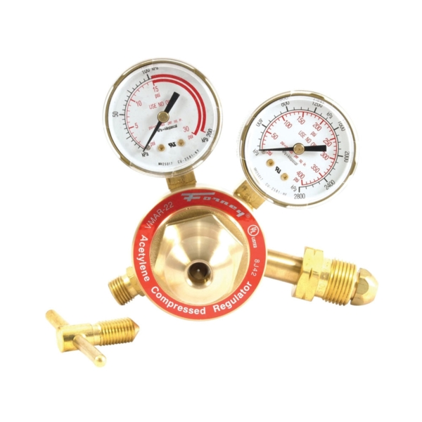 Picture of Forney 87091 Acetylene Regulator, 2 in Connection