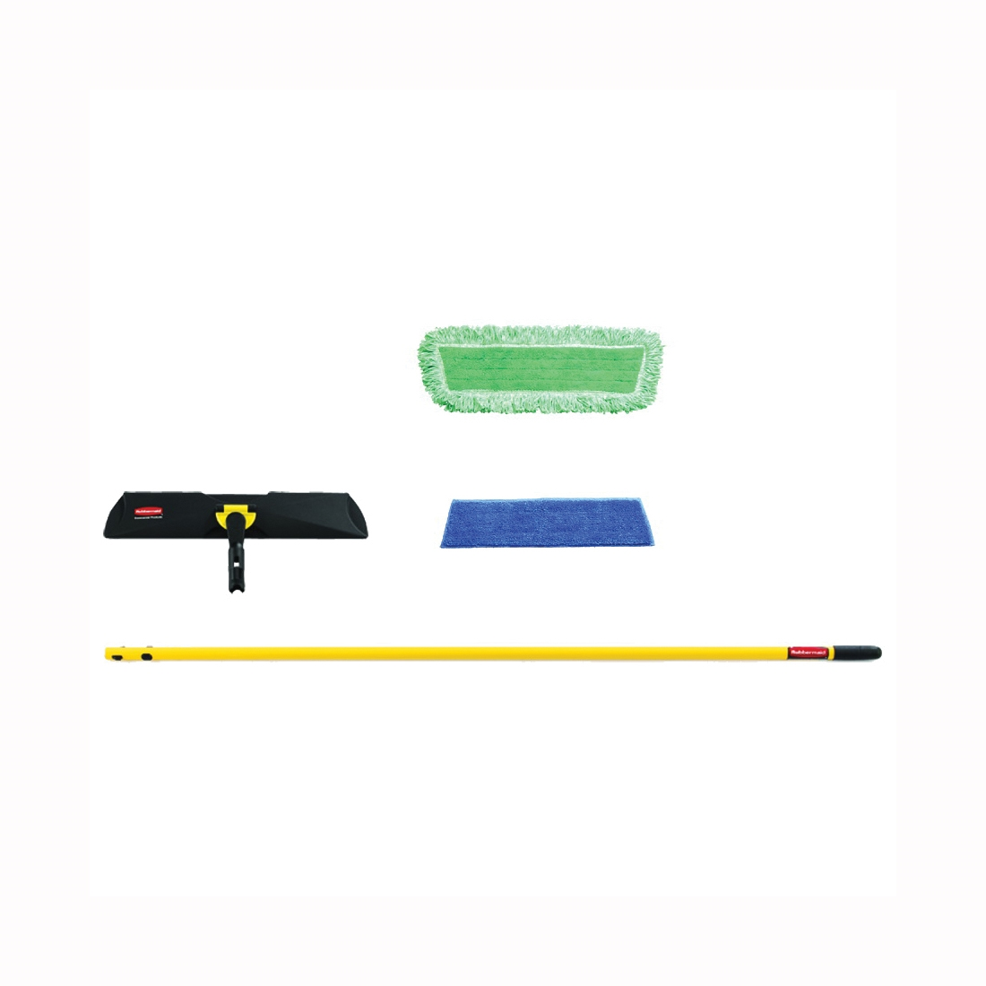 Picture of Rubbermaid FGQ101200000 Mopping Kit