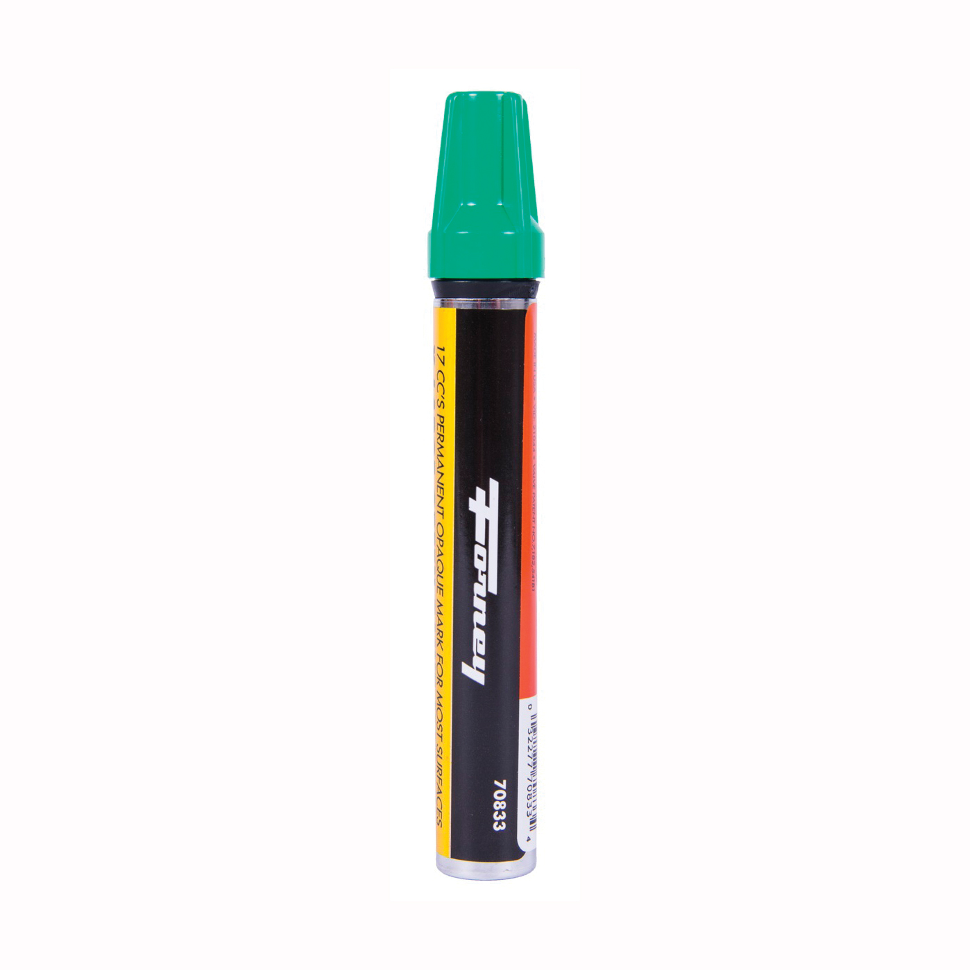 Picture of Forney 70833 Paint Marker, XL Tip, Green