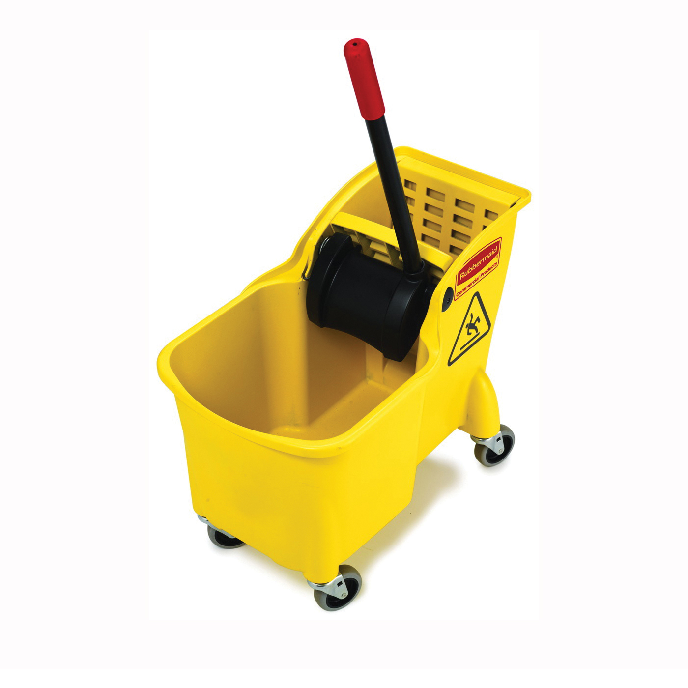 Picture of Rubbermaid 1887304 Tandem Bucket, 31 qt Capacity