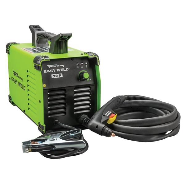 Picture of Forney Easy Weld 251 Plasma Cutter, 120 V Input, 20 A, 1 -Phase, 1/4 in Cutting Capacity, 35 % Duty Cycle