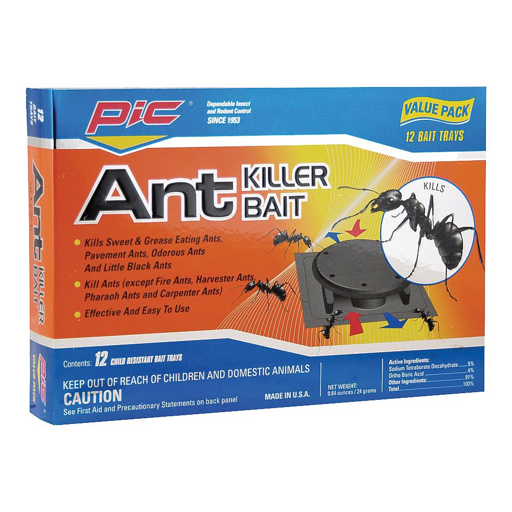 Picture of Pic PLAS-BON Ant Killer, Paste, Pleasant
