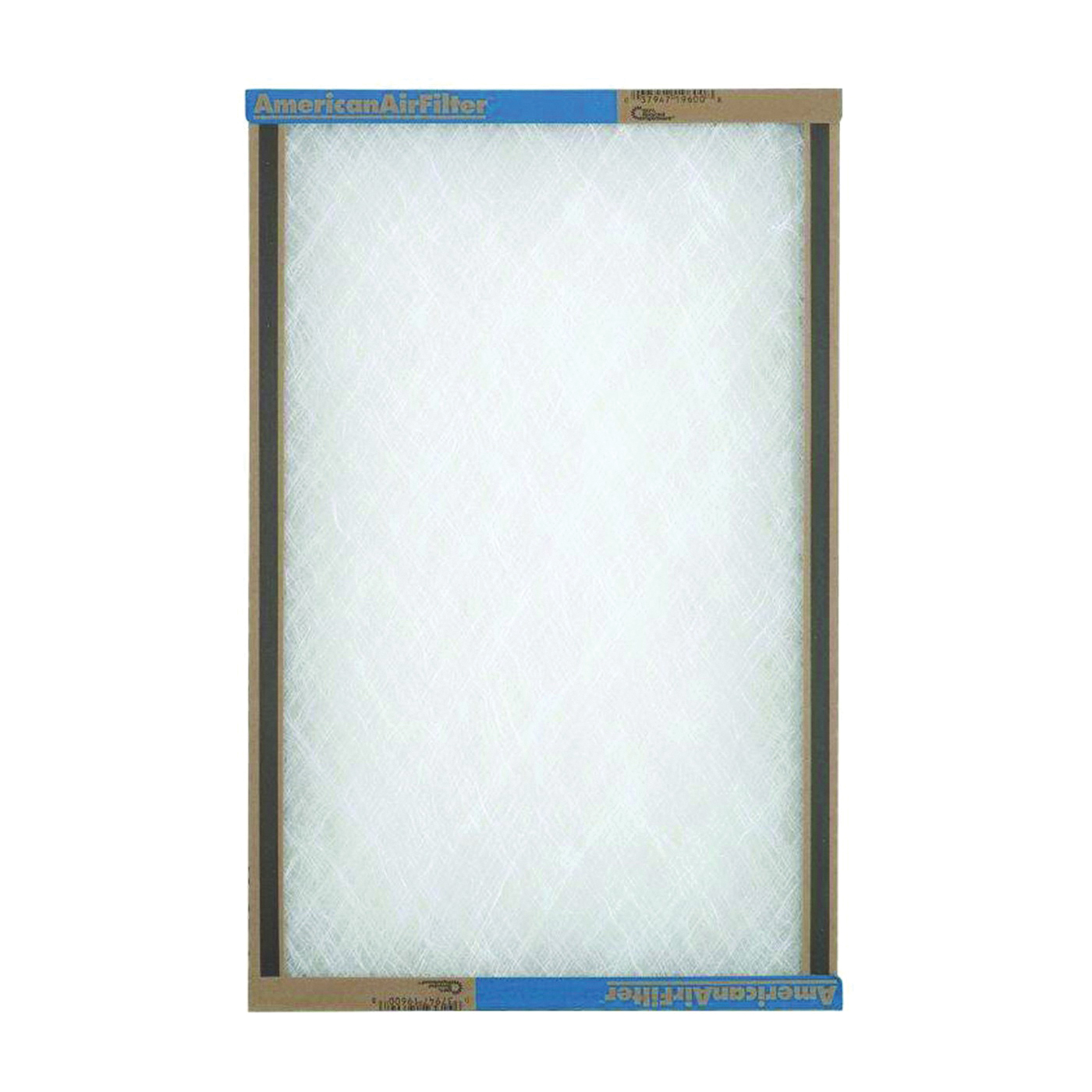 Picture of AAF 120301 Panel Filter, 30 in L, 20 in W, Chipboard Frame