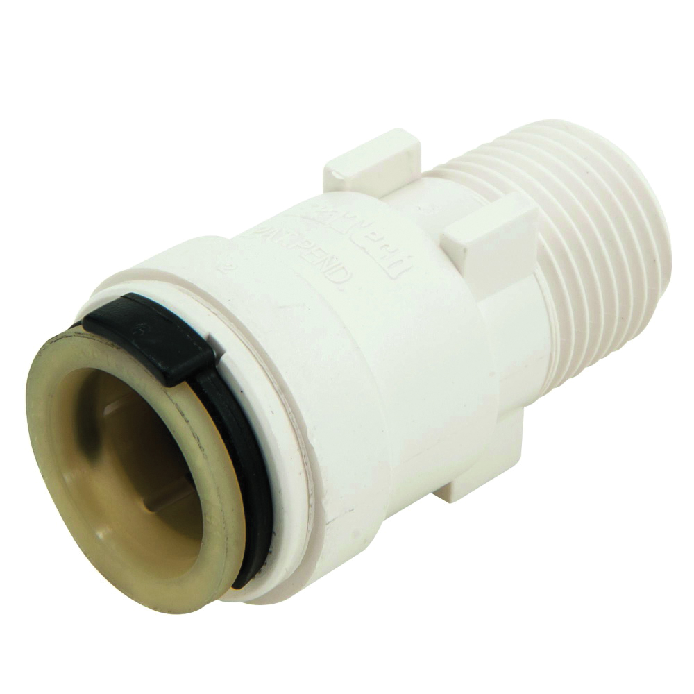 Picture of Watts 35 Series 3501-1014 Male Connector, 1/2 in CTS, 3/4 in MGHT
