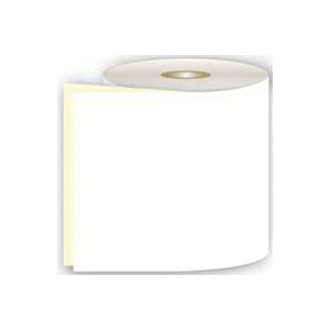 Picture of Centurion GEN 110 Printer Roll, 95 ft L, 3-1/4 in W, Paper, Canary/White