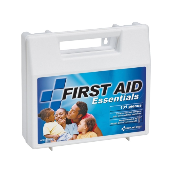 Picture of FIRST AID ONLY FAO-132 First Aid Kit, 130 -Piece